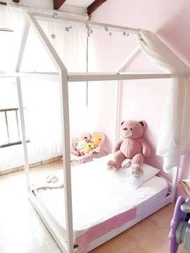 Vendo hermosa cama Montessori