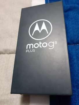 Vendo Motorola G8Plus Nuevo