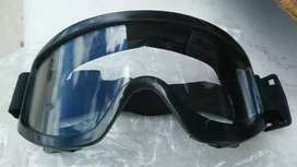 Goggles transparentes y de color para protección personal