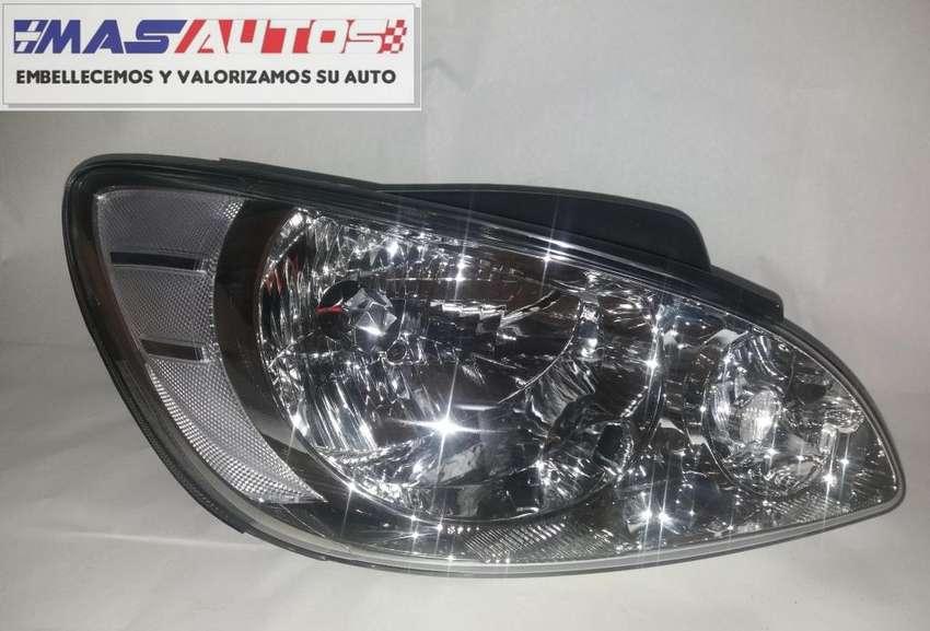 Farola Hyundai Getz 2006  2012 / Pago contra entrega a nivel nacional 0