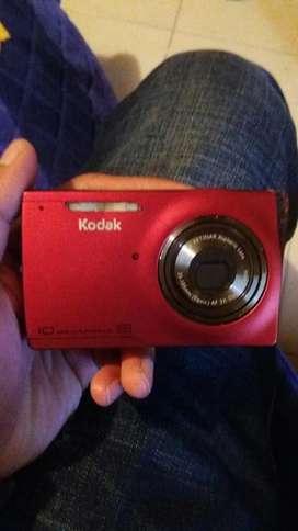 Camara Kodak 10 Mx  sin Pila Cambio