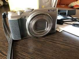 Nikon colpix A900