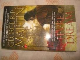 Libro Fevre dream George R. Martin en inglès