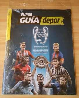 Super Guia Depor Champions League 2016 2017