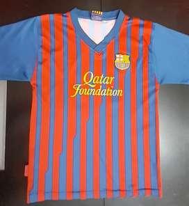 Camiseta Barcelona talle 10