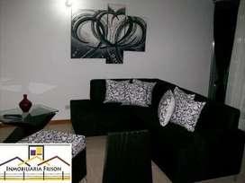 Alquiler de Apartamentos Amoblados en el Poblado Cód. 6046***