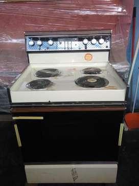 Cocina Electrica Americana Hot Point