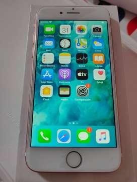 iPhone 7 capacidad de 32GB