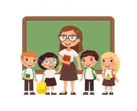 Se brindan clases particulares a niños y niñas. Todas las materias. Nivel primaria.