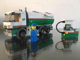 Camion energy lego