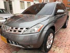 Nissan 2008 Murano para Permuta 44 Millo