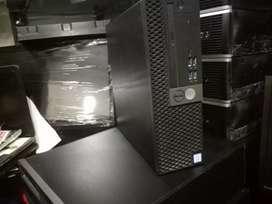 Dell Core i5 sexta 4gb 500