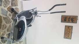 Caminadora bicicleta elíptica , usada en buen estado