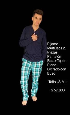 Pijama Multiuso Relax Hombre