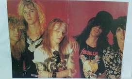 Poster Guns N Roses 40 cms. x 28 cms.