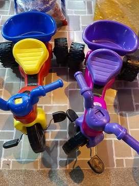 Motocicletas para niños