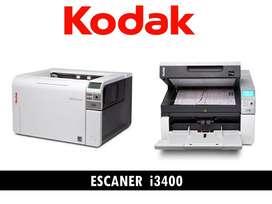 canner (Escaner) industrial Kodak i3400