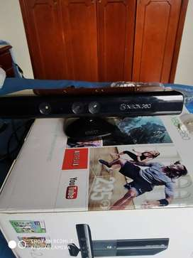 Xbox 360 4Gb+ kinect