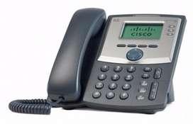 TELÉFONO IP CISCO SMB SPA303-G1 PARA VoIP PROTOCOLO SIP
