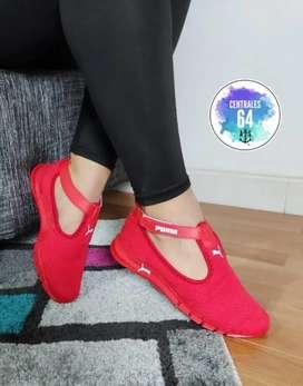 Zapato Tennis Deportivo Mafalda Puma Para Mujer