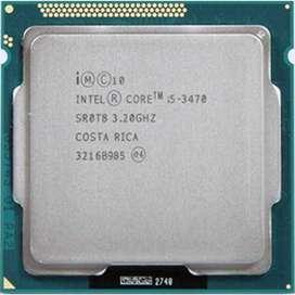 Procesador i5 3470