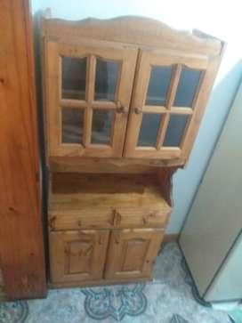 Vendo mueble de cocina como nuevo muy poco uso