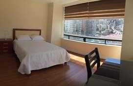 En Renta Suite amoblada en la Republica de el Salvador - Carolina