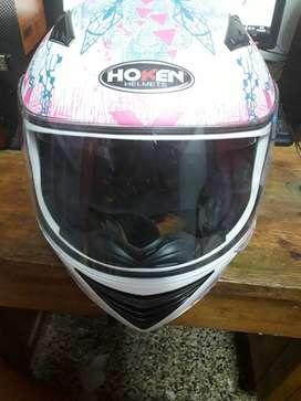 casco Hoken original y nuevo
