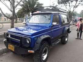 Campero suzuki 410