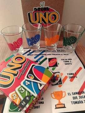 Drunk UNO - UNO Borracho