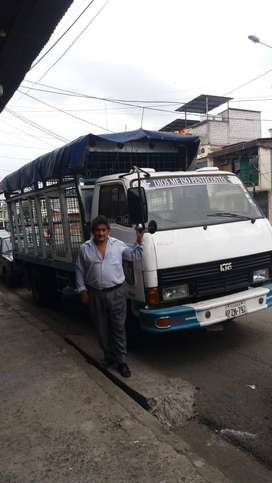 vendo camión kia 3500