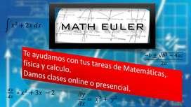 CLASES DE MATE Y FISICA
