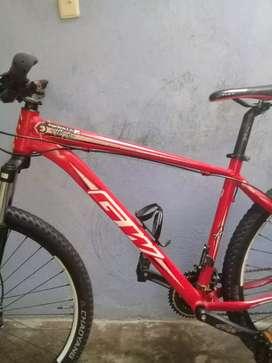 Vendo bicicleta gw alligator