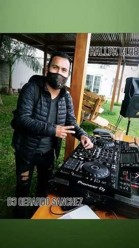 DJ PARA TODO TIPO DE EVENTOS PRIVADOS