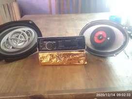 Stereo pioneer