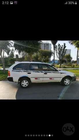 Tayota Corolla Año 2000 Petrolero