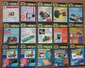 45 Revistas Saber Electrónica