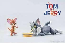Tom y Jerry - Dasin Model.