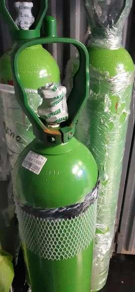 Remato Balones de oxigeno de 10m3 y 6m3