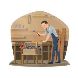 se ofrece lijador preparador de muebles