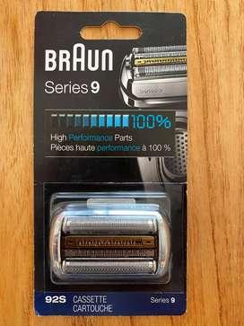 Repuestos Braun 92s Cassette Series 9  92b  Blister Cerrado