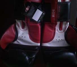 Guantes, Boxeo- ring side, sparring muaithai XXL 16onz