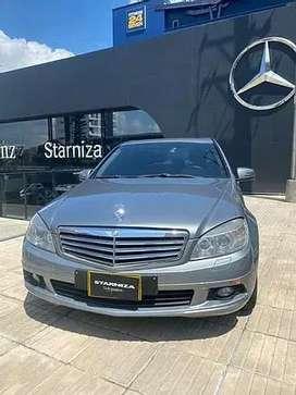 Mercedes Benz C200 2009 Kompressor Exclusive Aut