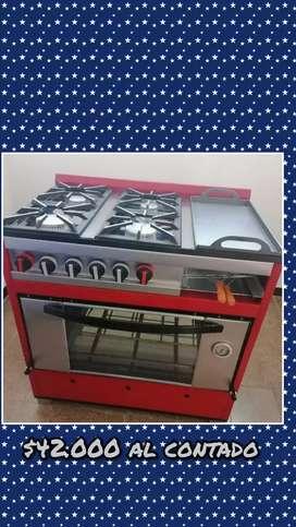 Cocinas Semi Industriales