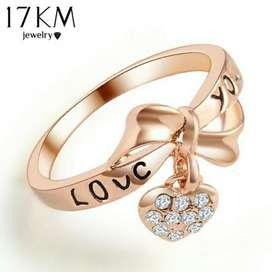 Anillos de Compromiso Oro 18k con Diamantes Aniversario Matrimonio Plata Alianzas mama regalo dia de la madre s21