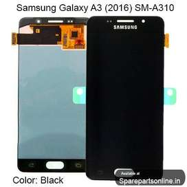 DISPLAY SAMSUNG A10, A10S, A20, A20S, A30, A3, A8 2018