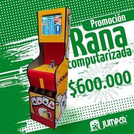 Rana computarizada super economica