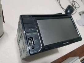 Stereo Pioneer pantalla