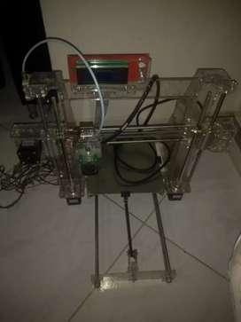 Se vende impresora 3D