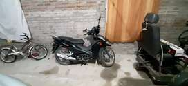 Vendo Honda wave 2018